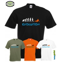 LONGBOARD EVOLUTION - T-Shirt
