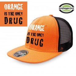 ORANGE IS THE ONLY DRUG - Mesh Cap