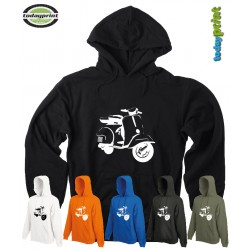 Hoodie SCOOTER