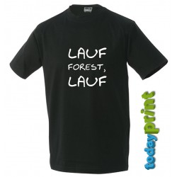 T-Shirt  Lauf Forest