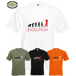 GOLF EVOLUTION - T-Shirt