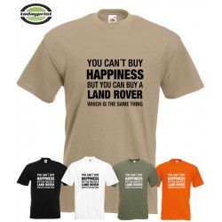 YOU CAN´T BUY HAPPINESS BUT A LAND ROVER, Defender, Discovery, British, Serie, Fans