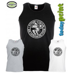 Muscle Shirt HARDCORE LIFTER CLUB