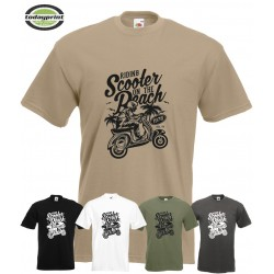 T-Shirt RIDING SCOOTER