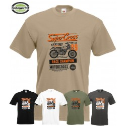 T-Shirt SuperCross