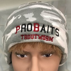 ProBaits Camouflage Beanie