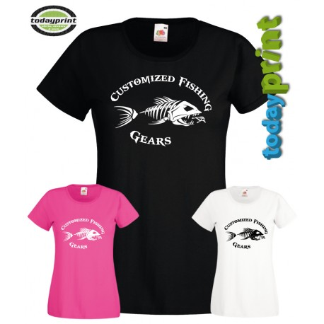 Girlie CFG - Customized Fishing Gears
