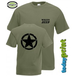 T-Shirt WILLYS