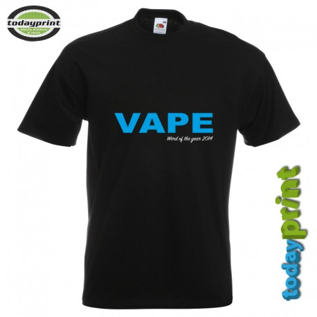 T-Shirt VAPE - WORD OF THE YEAR 2014