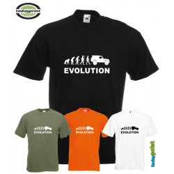 T-Shirt LR EVOLUTION